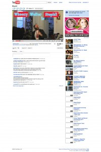 The new Youtube video page layout