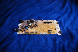 The PCB which contained the problem!