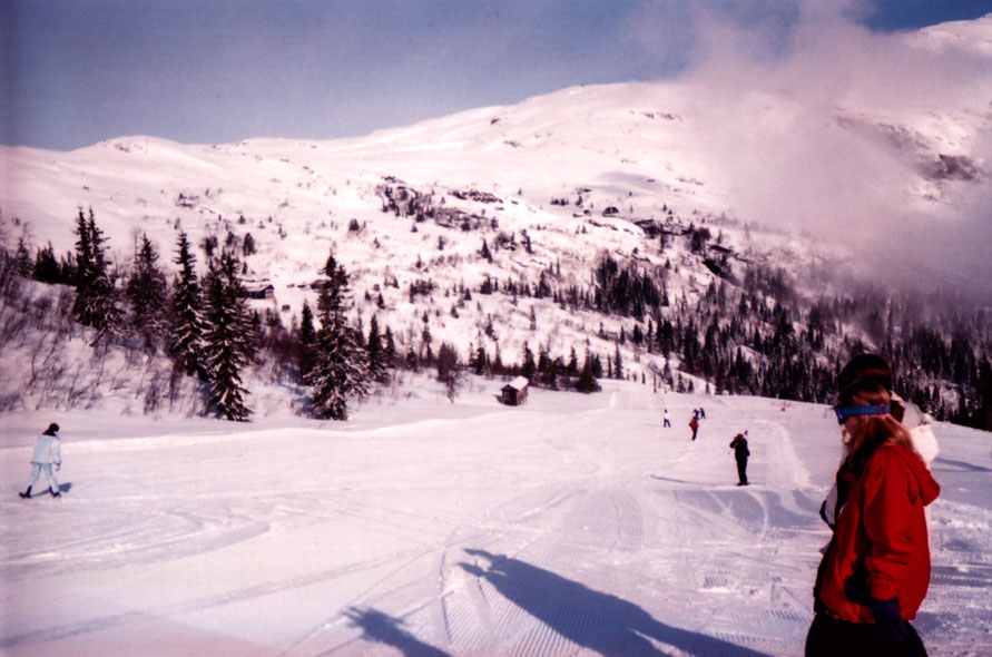 My trip to Voss, Norway in 2003