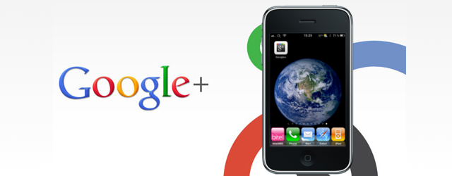 How to: Google+ easily from your iPhone (UPDATE)