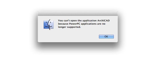 Why I haven't upgraded to Mac OS X 10.7 Lion