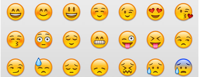 Quick Tip: Emoticons on iPhone keyboard (No Jailbreak Required)