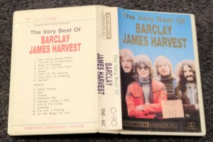 The Very Best of Barclay James Harvest - Thomsun Original - ENB 842