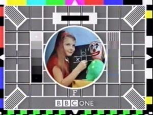 BBC One Test Card F
