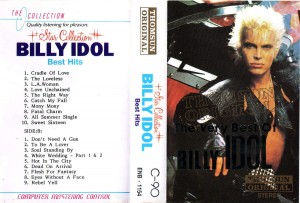Star Collection - Billy Idol - Best Hits - Thomsun Original ENB 1154