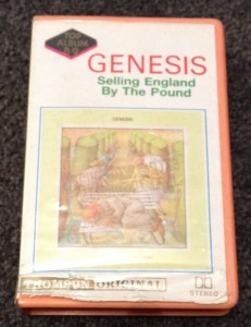 Genesis - Selling England By The Pound - Thomsun Original ENB-600