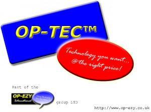 The ill fated OP-TEC brand