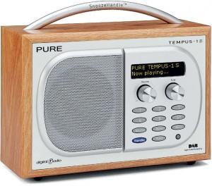 A DAB radio