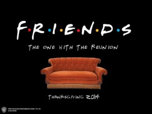 "A supposed promo for Friends titled ""The One With The Reunion"""