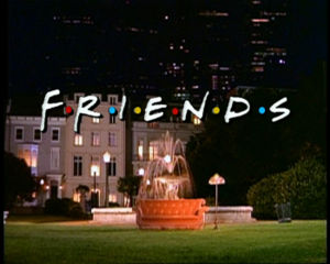 What if there was a Friends reunion episode…