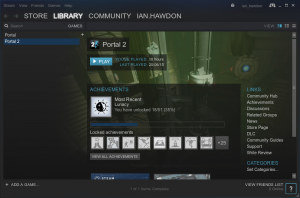 Steam on Linux