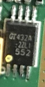 GT432A Chip