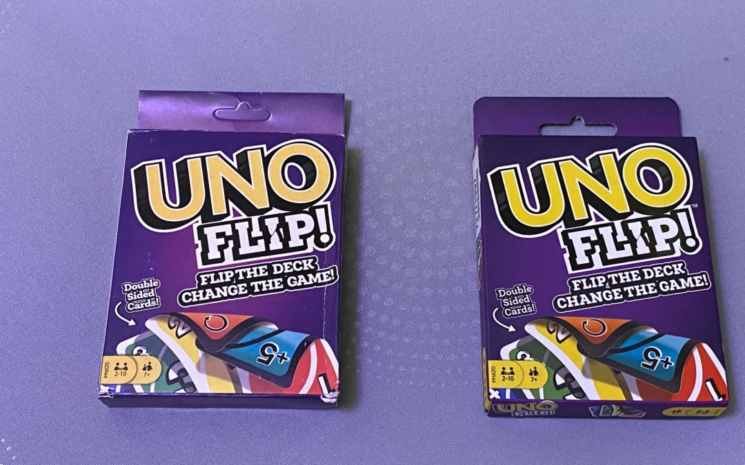 Robert Investigates: Welp, they're counterfeiting Uno cards now.