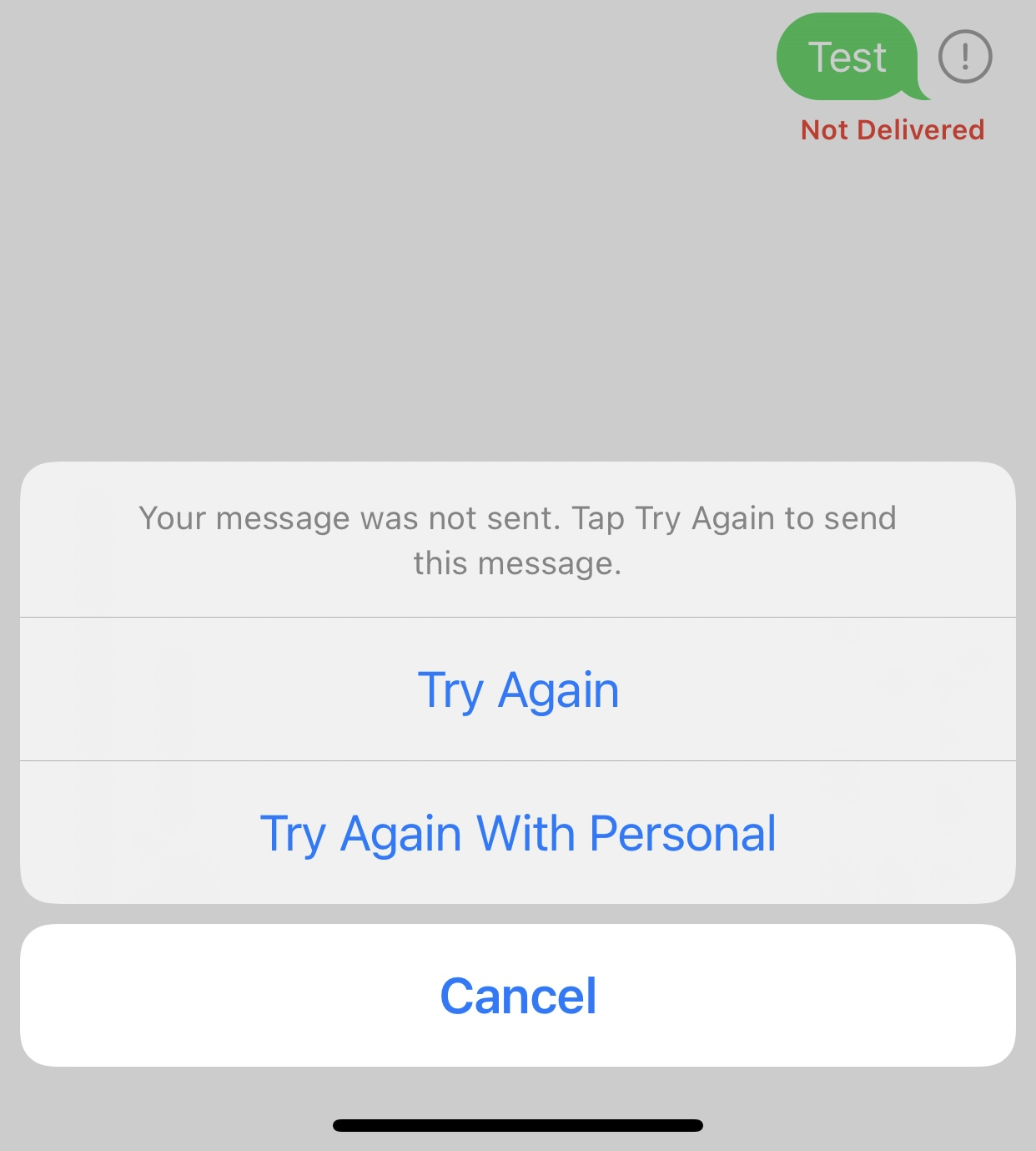 How to switch numbers in iMessage on Dual SIM iPhones